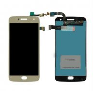 For Motorola Moto G5 Plus XT1686 LCD Screen Display Digitizer Touch Assembly-Gold