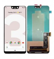 LCD Screen and Digitizer Full Assembly for Google Pixel 3 XL (Black)