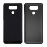 For LG G6 Back Cover-(Black)