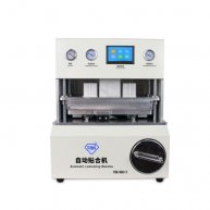 Automatic OCA LCD Vacuum Laminating Machine and bubble remover TBK-908