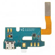Charger Port Dock Connector Flex Cable Ribbon Replacement for Samsung Galaxy Note 2 II LTE N7105