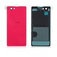 BACK COVER FOR SONY XPERIA Z1 COMPACT MINI -PINK