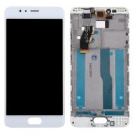 For Meizu M5s / Meilan 5s LCD Screen + Touch Screen Digitizer Assembly with Frame(White)
