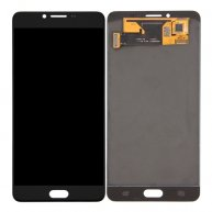 For Samsung Galaxy C9 Pro / C9000 LCD Display + Touch Screen Digitizer Assembly(Black)
