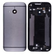 Back Cover Housing with Camera Lens and Volume Button for HTC One Mini 2(for htc) - Gray