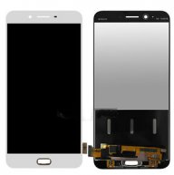 LCD Screen Replacement for OPPO R9S Plus White