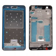 For Huawei Honor 5A/Y6 II Front Housing LCD Frame Bezel Plate(Black)