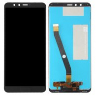 LCD Screen and Digitizer Full Assembly for Huawei Enjoy 8 Plus / Y9 (2018)(Black)