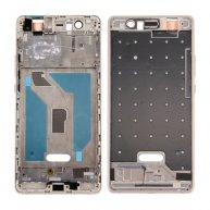 For Huawei P9 Lite Front Housing LCD Frame Bezel Plate(Gold)