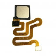 Fingerprint Sensor Flex Cable for Huawei P9 Plus -Gold