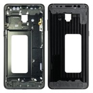Front Housing LCD Frame Bezel Plate for Galaxy A8+ (2018), A730F, A730F/DS
