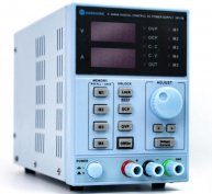 Precision 30V 5A DC Power Supply P-3005A Digital Programmable Adjustable 4 Bits Digital Accurate display Laboratory(Blue)