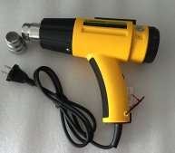 Microscopic computer temperature hot air blower gun thermoplastic pipe heating 220V