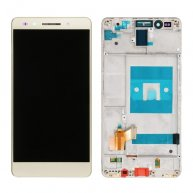 For Huawei Honor 7 LCD Screen + Touch Screen Digitizer Assembly with Frame