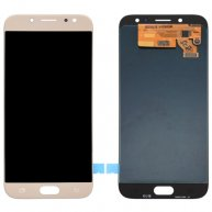 For Samsung Galaxy J7 (2017) / J730 LCD Screen + Touch Screen Digitizer Assembly(Gold)