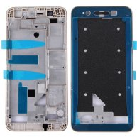 For Huawei Enjoy 5s Front Housing LCD Frame Bezel Plate(Gold)