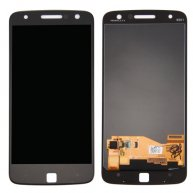 For Motorola Moto Z LCD Screen + Touch Screen Digitizer Assembly(Black)
