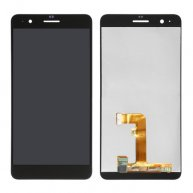 COMPLETE SCREEN ASSEMBLY FOR HUAWEI HONOR 6 PLUS -BLACK