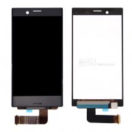 For Sony Xperia X Compact Original LCD Screen + Touch Screen Digitizer Assembly(Black)