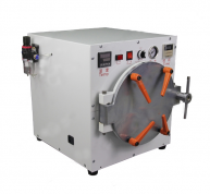 High Pressure Autoclave Bubble Remover Machine
