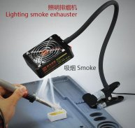 M1 Lighting Smoke Exhauster Repair Phone Tool