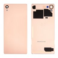 For Sony Xperia X Back Battery Cover(Rose Gold)