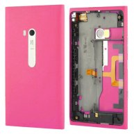 Rear Housing Assembly for Nokia Lumia 900 -Pink