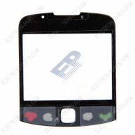 For BlackBerry Curve 3G 9300 Front Glass