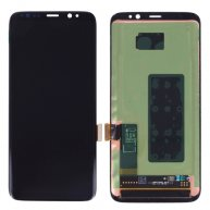For Samsung Galaxy S8 LCD Display + Touch Screen Digitizer Assembly (Black)