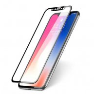 TOTUDESIGN for iPhone X 9H Surface Hardness 3D Full Coverage Anti-blue Light Eye Tempered Glass HD Front Screen Protector