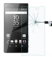 0.26mm 9H+ Surface Hardness 2.5D Explosion-proof Tempered Glass Film for Sony Xperia Z5