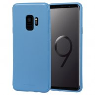 GOOSPERY STYLE LUX Shockproof Soft TPU Case for Galaxy S9/S9+(Blue)