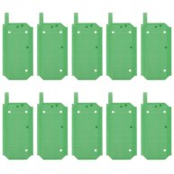 10PCS for Samsung Galaxy S8+ / G955 Battery Adhesive Tape Stickers
