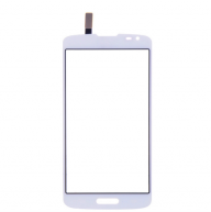 Panel Digitizer Touch Screen Glass Lens Replacement Parts For LG L70 D320 White