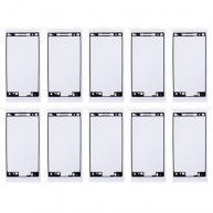 10PCS for Sony Xperia X Compact / X Mini Front Housing Adhesive Sticker
