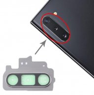 Camera Lens with Cover for Samsung Galaxy Note 10