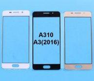 High Quality Front Screen Glass Lens for Samsung Galaxy A3(2016)/A310