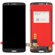 LCD Screen and Digitizer Full Assembly for Motorola Moto G6 Plus(Black)