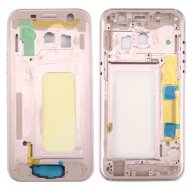 For Samsung Galaxy A3 (2017) / A320 Middle Frame Bezel(Pink)