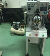 Pulse Pressing Machine LCD Repairing FOG Bonding Machine