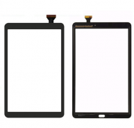 For Samsung Galaxy Tab E 9.6 SM-T560 T560 T561 Touch Screen Panel Digitizer Sensor Front Glass - Black