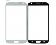 High Quality Front Outer Glass Lens With OCA Glue For samsung Galaxy S Note III N900