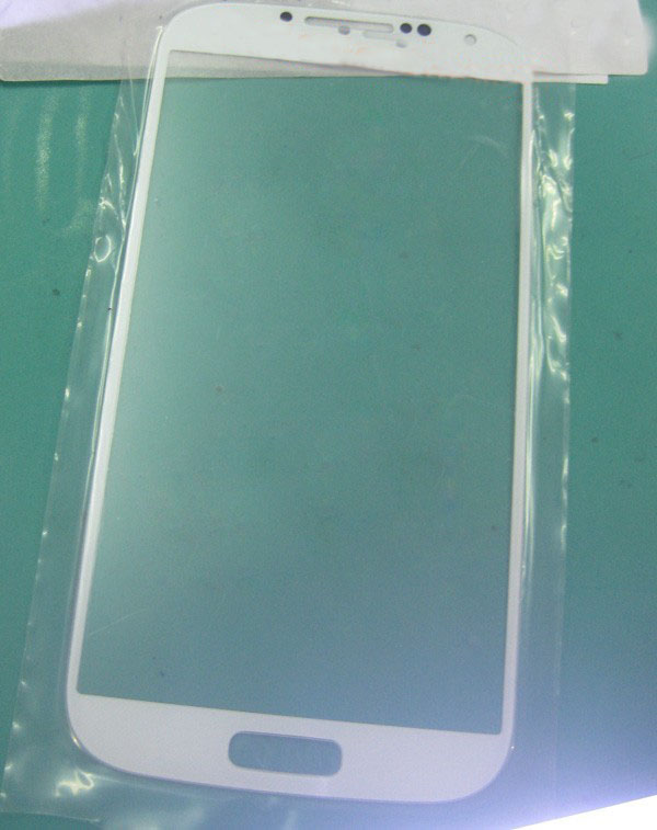 discount For samsung  Galaxy S4 I9500/I9505 Touch Screen Lens-White