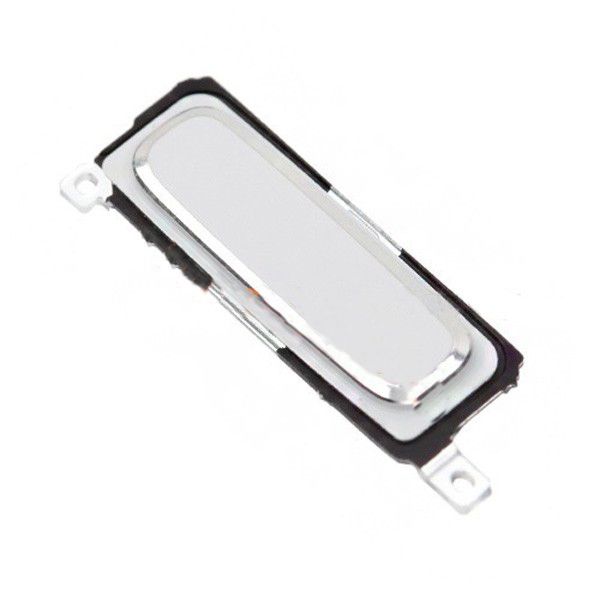 discount Home Button For samsung I9500 Galaxy S4 -White