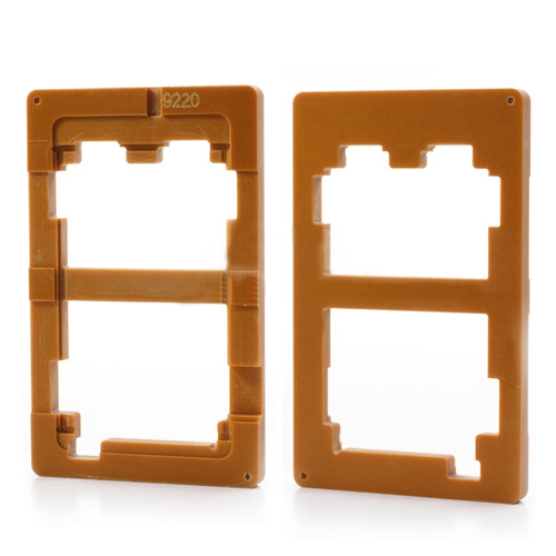 discount LOCA Alignment Mould Mold for Samsung Galaxy Note 4 N910 LCD Touch Screen Outer Glass Lens