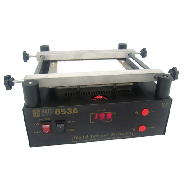 discount BST-853A Preheating plate-soldering station PCB-preheating -preheat equipment