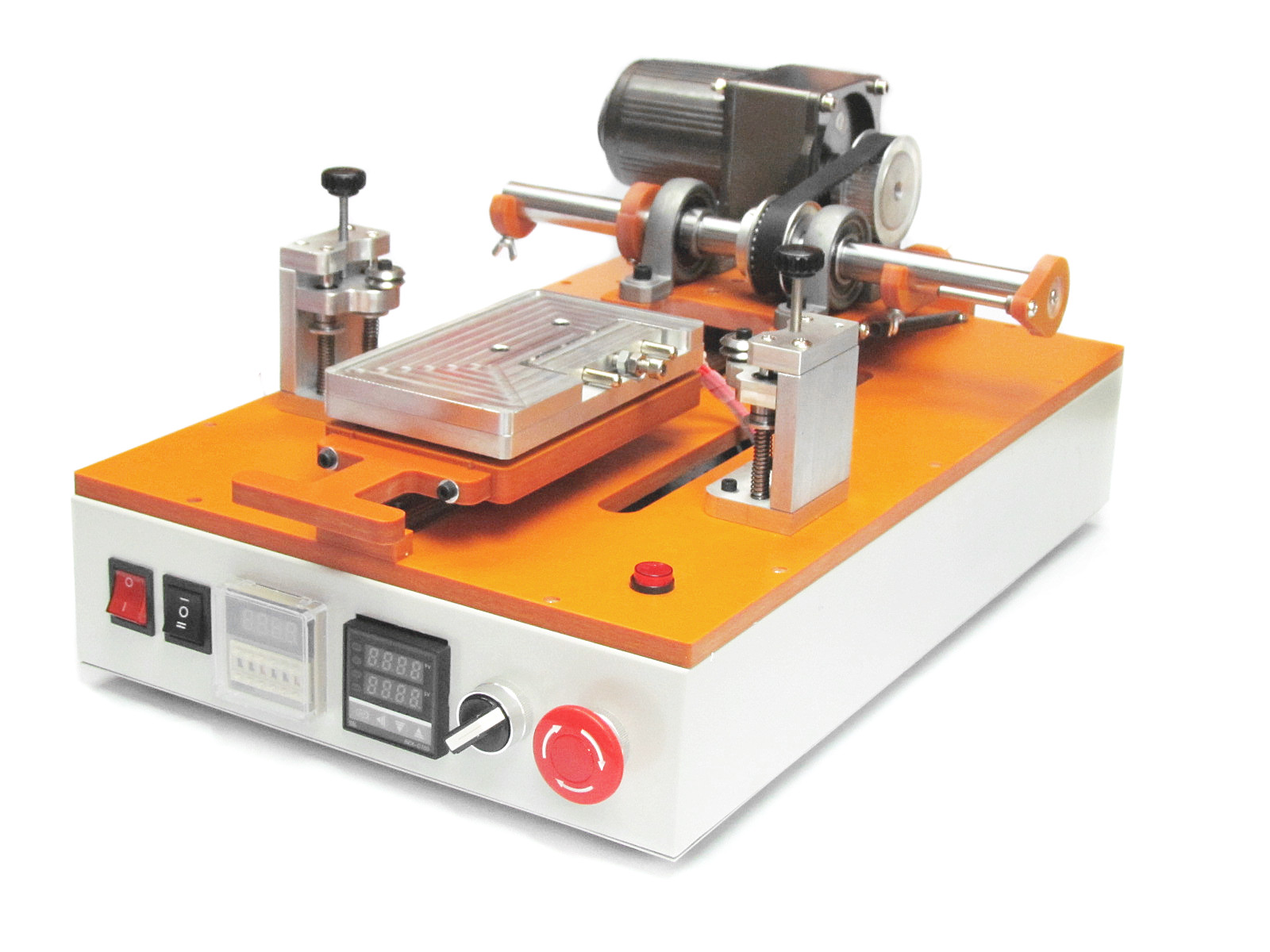 discount Semi-automatic Separator Hot Plate Machine to Separating Mobile Phone Touch Screen & LCD