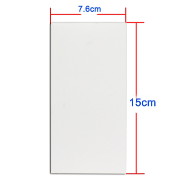 discount Slim Paper Protective Box Case for iPhone 4S 5s 5c 5 LCD Digitizer / Cell Phone Parts White