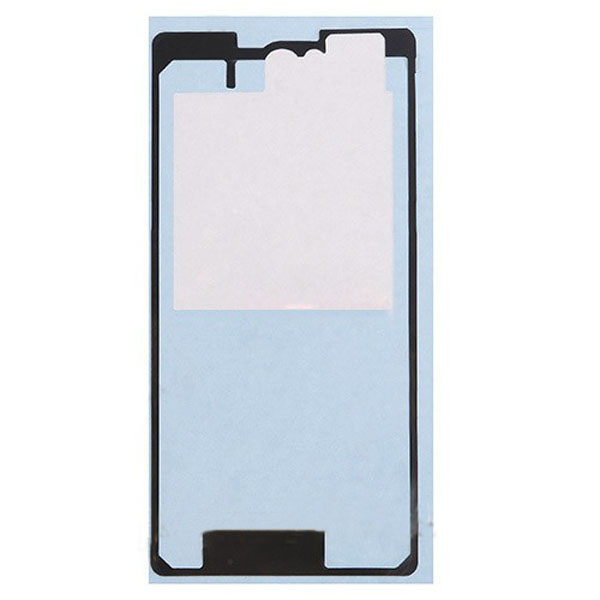 discount BACK COVER ADHESIVE STICKER FOR SONY XPERIA Z1 COMPACT MINI