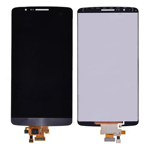 discount LCD Screen and Digitizer Assembly for LG G3 D850 D855 - Gray